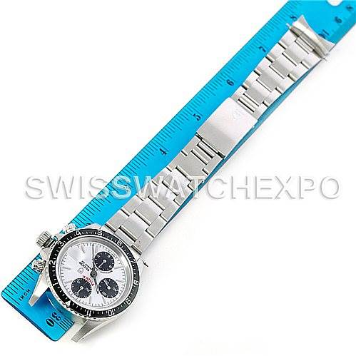 5174 Tudor Tiger Woods Chronograph Steel Mens Watch 79280 NOS SwissWatchExpo