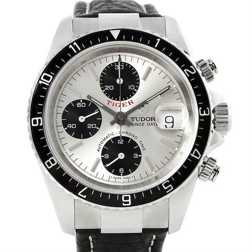 Photo of Tudor Tiger Prince Date Chronograph Steel Watch 79270