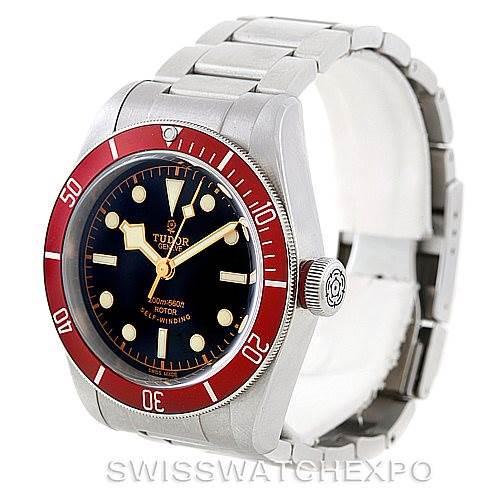 Tudor Heritage Black Bay Steel Watch 79220R SwissWatchExpo