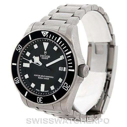 Tudor Pelagos Steel Mens Watch 25500TN SwissWatchExpo