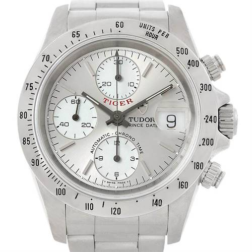 Photo of Tudor Tiger Prince Date Stainless Steel Watch 79280