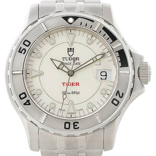 Photo of Tudor Prince Date Hydronaut Tiger Watch 89190