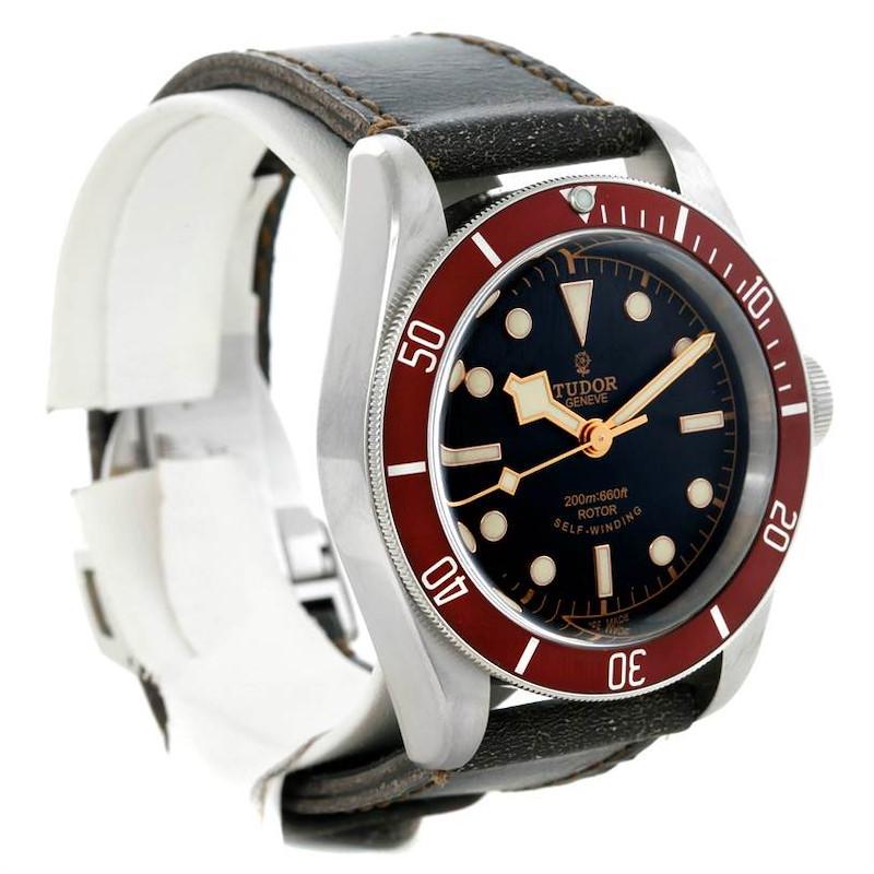 Tudor Heritage Black Bay Stainless Steel Watch 79220R SwissWatchExpo