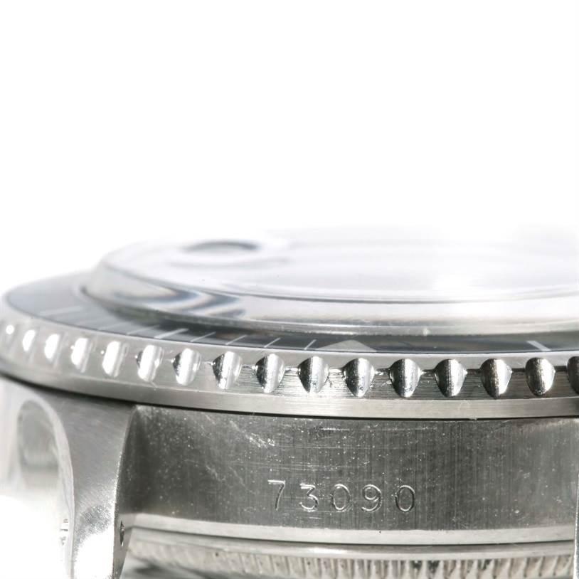 Tudor Rolex Mini Submariner Prince Oysterdate Steel Watch 73090 SwissWatchExpo