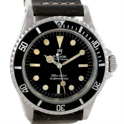 Photo of Tudor Submariner Vintage Stainless Steel Mens Watch 7016