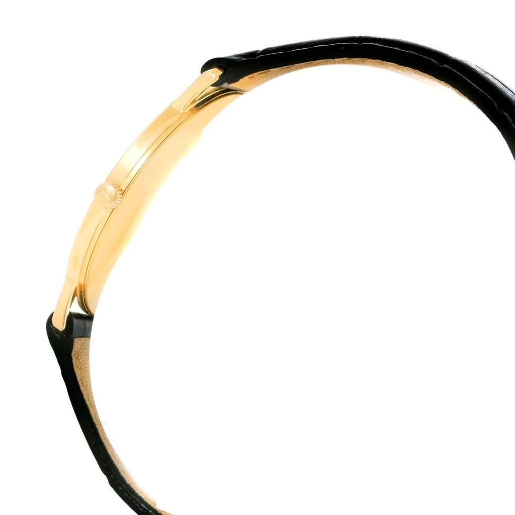 Baume Mercier Classima Ultra Thin 18K Yellow Gold Quartz Watch MV045088 SwissWatchExpo