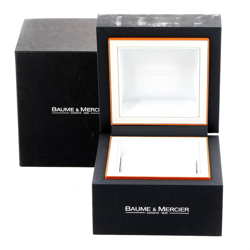 Baume Mercier Classima Ultra Thin 18K Yellow Gold Quartz Watch 95612 SwissWatchExpo