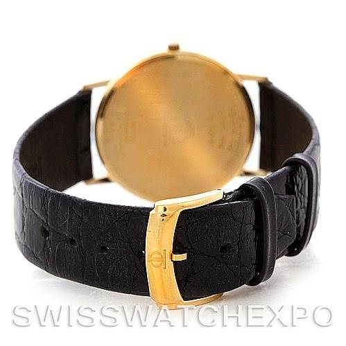 5327 Baume Mercier Men's 18K Quartz Watch MV045088 SwissWatchExpo