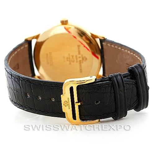 Baume Mercier Classima 18K Yellow Gold Watch MV045075 SwissWatchExpo