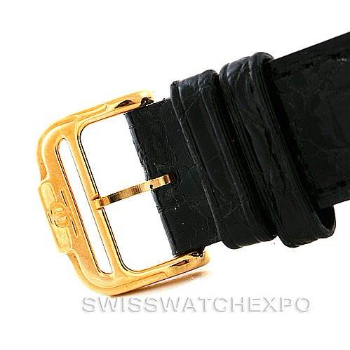 Baume Mercier Classima Mens 18K Yellow Gold Watch MV045078 SwissWatchExpo