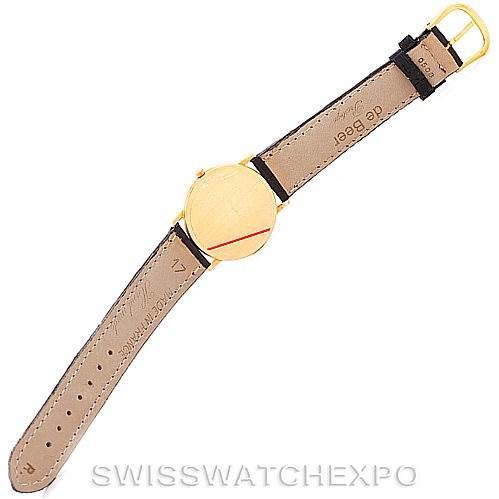 Baume Mercier Classima 14K Yellow Gold Men's Quartz Watch SwissWatchExpo