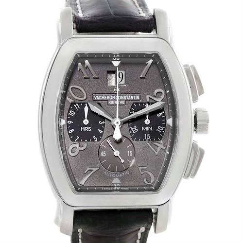 Photo of Vacheron Constantin Historique Royal Eagle Grey Dial Watch 49145