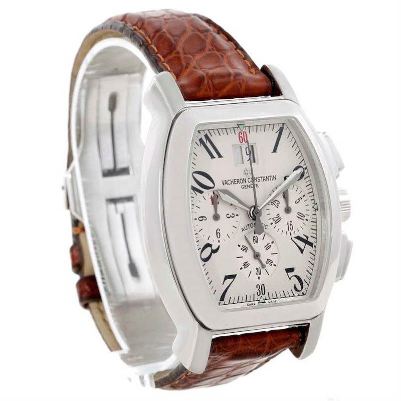 Vacheron Constantin Historique Royal Eagle Silver Dial Watch 49145 SwissWatchExpo