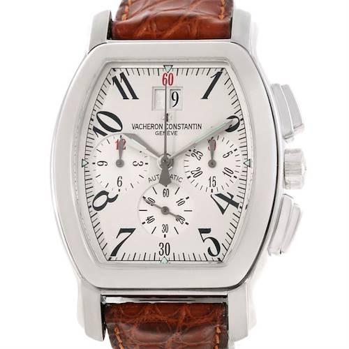 Photo of Vacheron Constantin Historique Royal Eagle Silver Dial Watch 49145