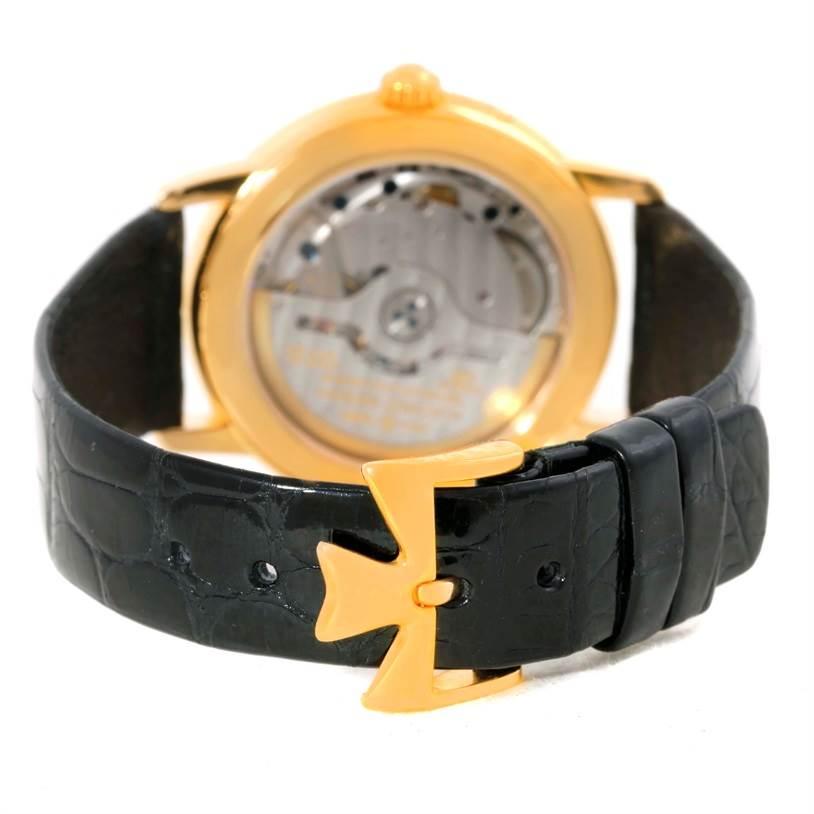 10197P Vacheron Constantin Patrimony Date Power Reserve Gold Watch 47200/1 SwissWatchExpo