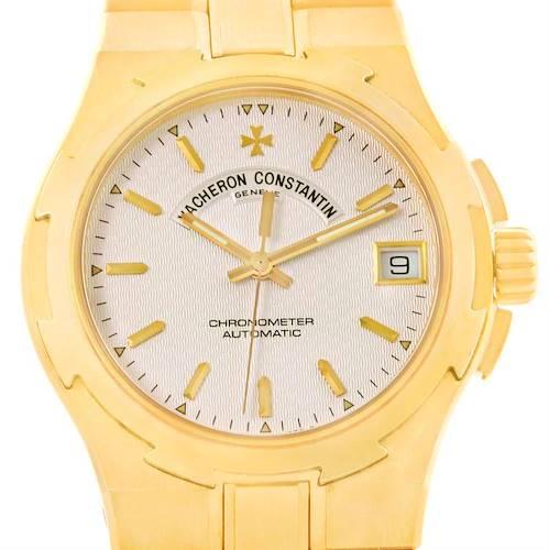 Photo of Vacheron Constantin Overseas 18K Yellow Gold Watch 42050/423J