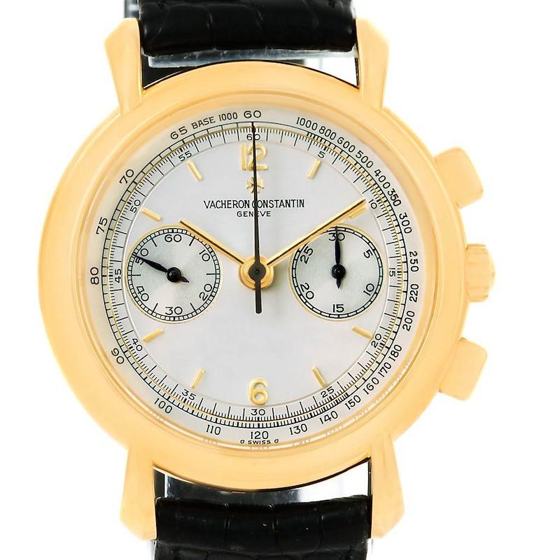 Vacheron Constantin Les Historique 18K Yellow Gold Watch 47101/1 SwissWatchExpo