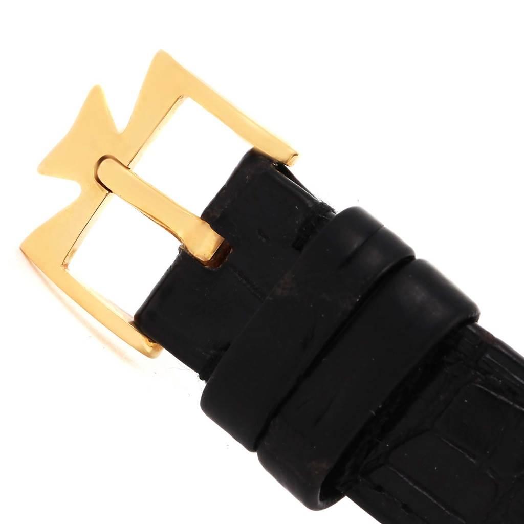 13477 Vacheron Constantin Les Historique 18K Yellow Gold Watch 47101/1 SwissWatchExpo