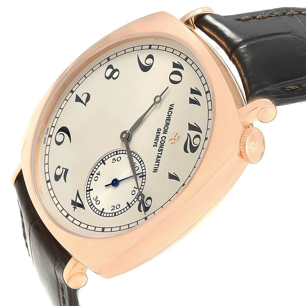 17486P Vacheron Constantin Historiques American Rose Gold Mens Watch 82035 SwissWatchExpo