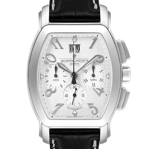 Photo of Vacheron Constantin Royal Eagle Silver Dial Mens Watch 49145