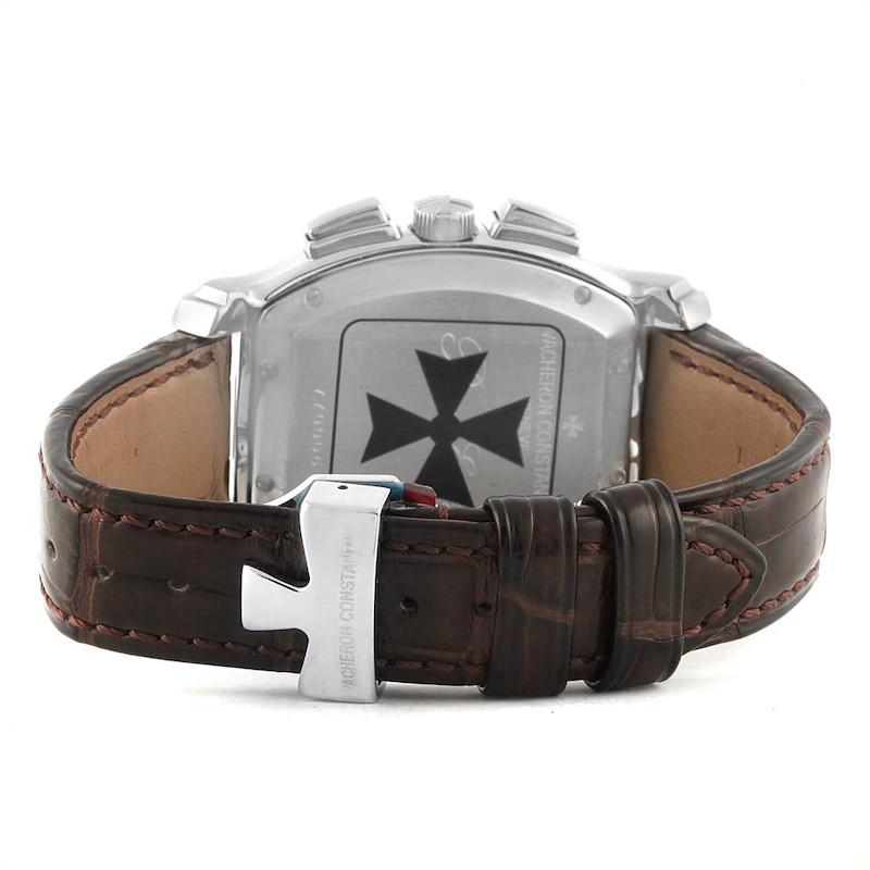 Vacheron Constantin Royal Eagle Chronograph Silver Dial Mens Watch 49145 SwissWatchExpo