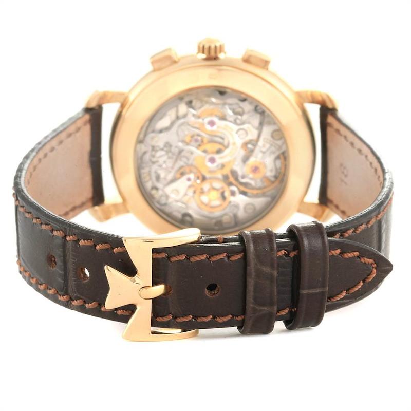 Vacheron Constantin Les Historique 18K Yellow Gold Mens Watch 47101/1 SwissWatchExpo