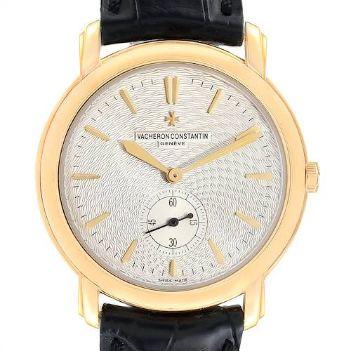 Photo of Vacheron Constantin Malte Grande Classique Yellow Gold Mens Watch 81000