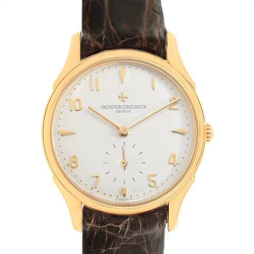 Photo of Vacheron Constantin Historique 33mm Yellow Gold Mens Watch 92239