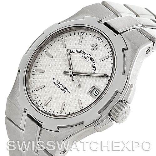 5773 Vacheron Constantin Overseas Chronometer Watch 42042 SwissWatchExpo