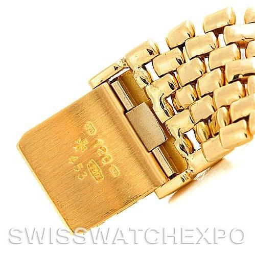 5604P Vacheron Constantin Vintage 18K Yellow Gold Watch 33003 SwissWatchExpo