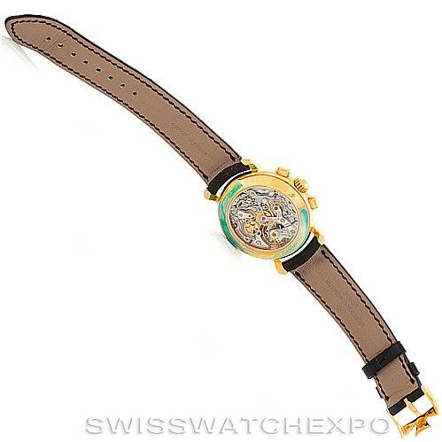 6692P Vacheron Constantin Les Historiques 18K Yellow Gold Watch 47111 Unworn SwissWatchExpo