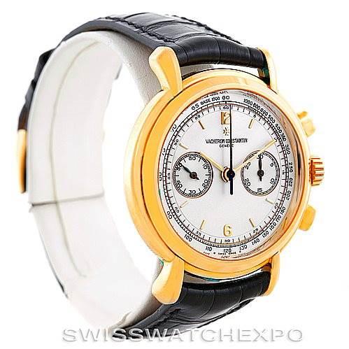 Vacheron Constantin Les Historiques 18K Yellow Gold Watch 47111 Unworn SwissWatchExpo