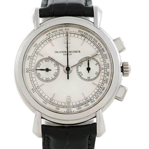 Photo of Vacheron Constantin Les Historiques Platinum Watch 47101