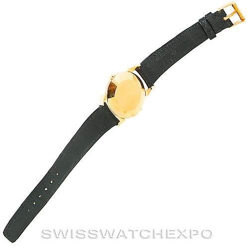 6838 Vacheron Constantin Vintage 18K Yellow Gold Watch  SwissWatchExpo
