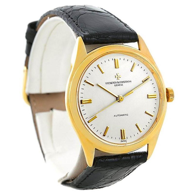 Vacheron Constantin Vintage 18K Yellow Gold Automatic Watch 4870 SwissWatchExpo