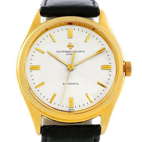 Photo of Vacheron Constantin Vintage 18K Yellow Gold Automatic Watch 4870