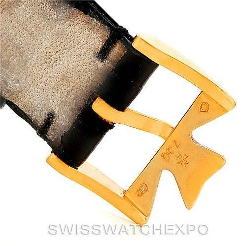 6701P Vacheron Constantin Les Historique 18K Yellow Gold Watch 47101/4 SwissWatchExpo