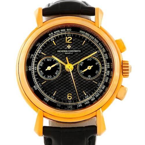 Photo of Vacheron Constantin Les Historique 18K Yellow Gold Watch 47101/4