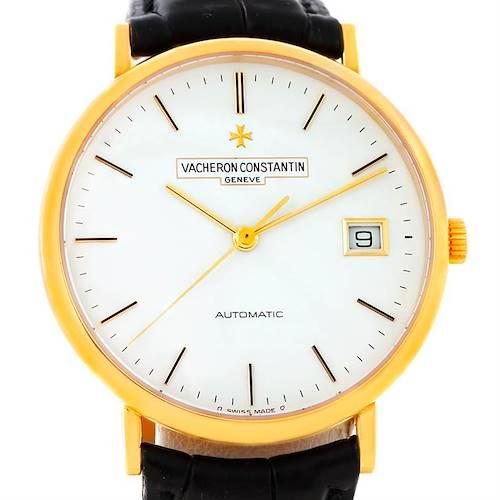 Photo of Vacheron Constantin Les Essentielles 18K Yellow Gold Watch 42002