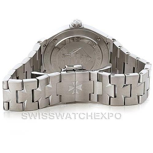 Vacheron Constantin Overseas Ladies Diamond Watch 25750 SwissWatchExpo