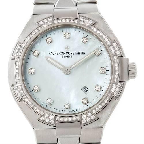 Photo of Vacheron Constantin Overseas Ladies Diamond Watch 25750