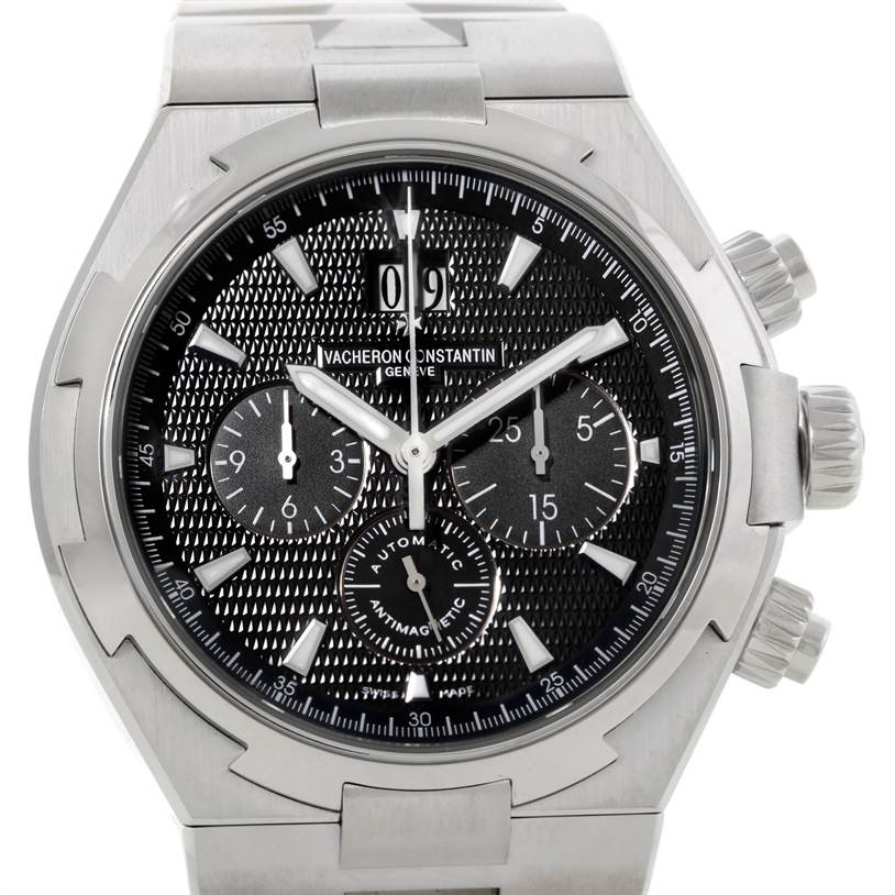 9230 Vacheron Constantin Overseas Chronograph Watch 49150 SwissWatchExpo