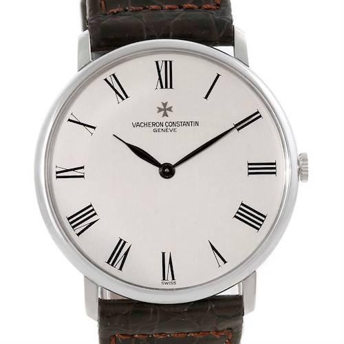 Photo of Vacheron Constantin Stainless Steel Ultra Thin Mechanical Watch 39005