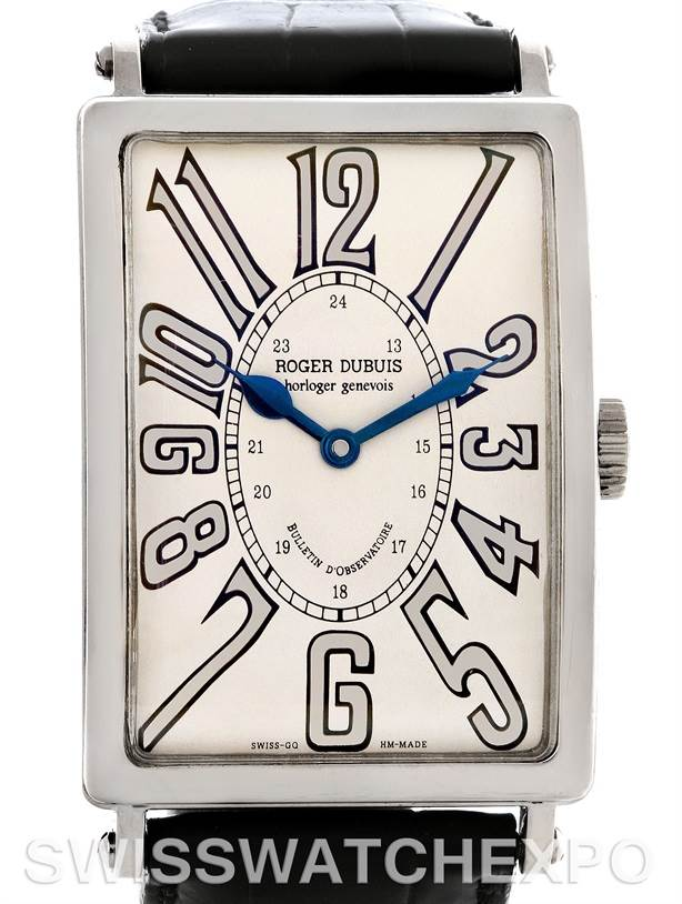 Photo of Roger Dubuis Bulletin D'Observatore18K white gold Watch 24/28