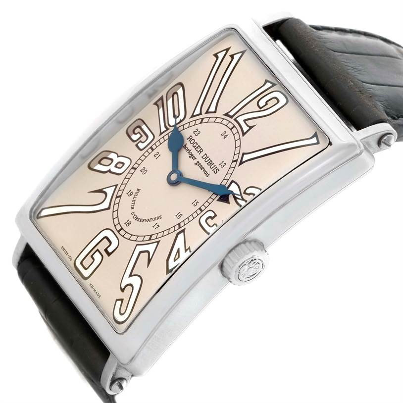 5326 Roger Dubuis Bulletin D'Observatore 18K White Gold LE Watch 15/28 SwissWatchExpo