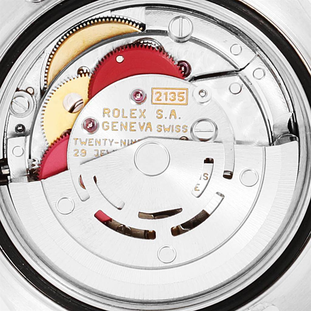 23212 Rolex Yachtmaster 29 Steel Yellow Gold White Dial Ladies Watch 169623 SwissWatchExpo