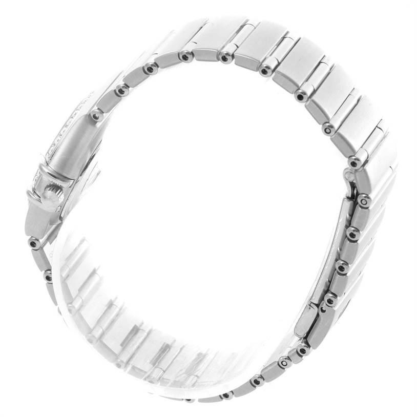 12107 Omega Constellation My Choice Mini Diamond Steel Watch 1455.77.00 SwissWatchExpo