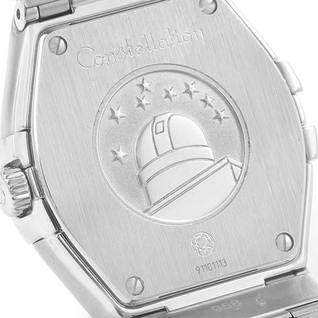 16419 Omega Constellation MOP Diamonds Ladies Watch 123.15.27.60.55.005 Unworn SwissWatchExpo