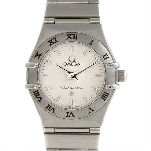 Photo of Omega Constellation '95 Ladies Mini 15623000 Watch