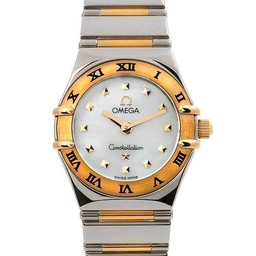 Photo of Omega Constellation My Choice Mini 13617100 Watch